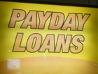 Be cautious of payday loans