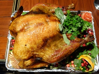 Thanksgiving dinner costs less this year in WI