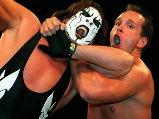 Have what it takes to be a pro wrestler?