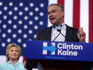 Kaine to campaign in Madison, Appleton next week