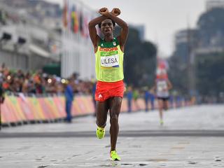 Olympic medalist afraid to return home