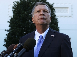Kasich: Parties don't care about helping poor