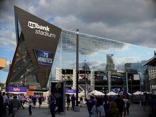 Birds slam into this NFL stadium and die