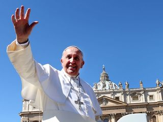 Pope Francis urges leaders to act 'humbly'