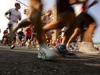 Organizers: Marathon course was 4,200 ft. short