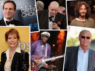 Gallery: Celebrity deaths of 2017