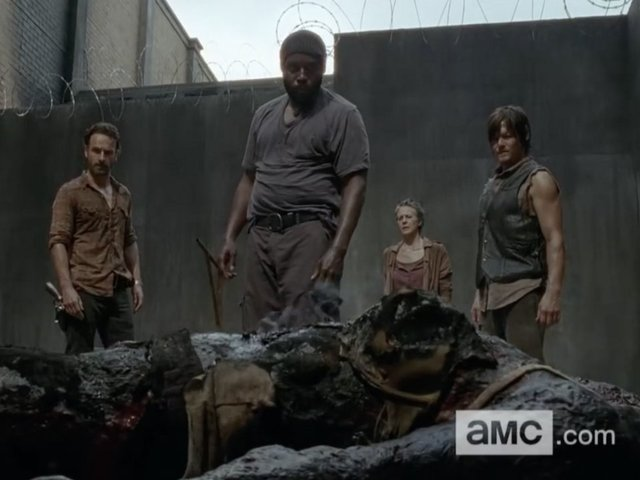 Walking Dead producers sue AMC for up to $1 billion