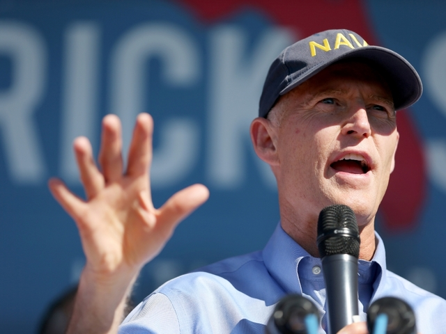 Florida Gov. Rick Scott: FBI Director Needs to Resign