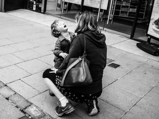 Pediatricians warn parents of spanking