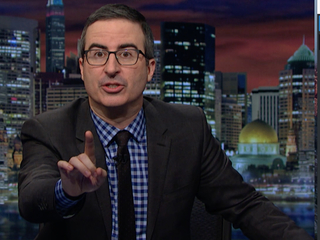 John Oliver: Spelling Bee superfan