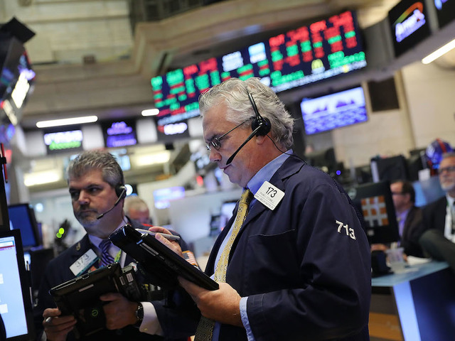 Dow Futures Pointed to 1200 Fall, But Pare Losses