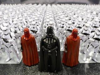 How 'Star Wars' built a merchandise empire