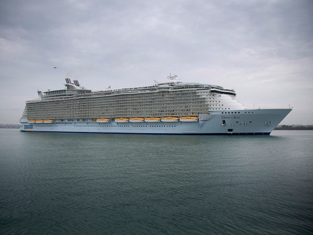 Hundreds Come Down With Stomach Illness During Royal Caribbean - Diarrhea cruise ship