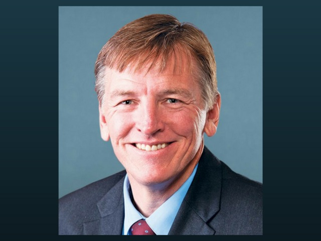 Congressman Gosar: 'Not in My House.'
