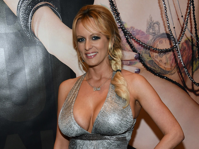 Stormy Daniels Appears to Suggest She Didn't Write Denial of Trump Affair