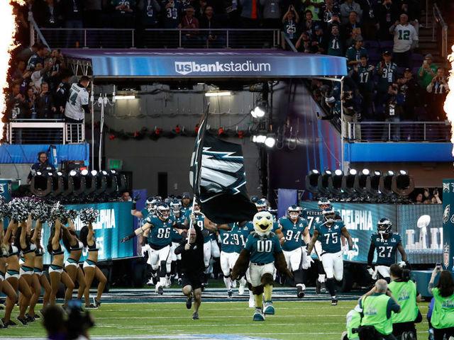 Eagles win Super Bowl