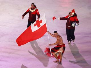 Famous flag bearer Pita Taufatofua returns