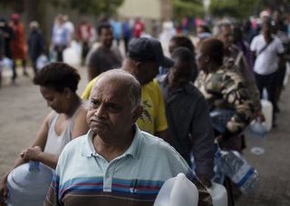 Cape Town's 'Day Zero' pushed back