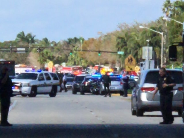 17 sent to hospitals after school shooting — The Latest