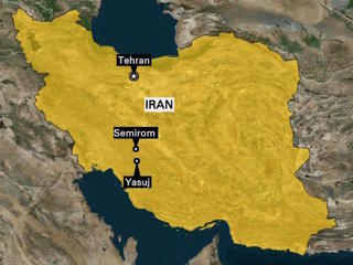 Report: Plane carrying 65 people crashes in Iran