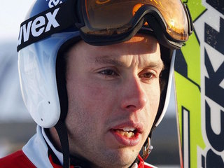 Olympic skier arrested, accused of stealing car