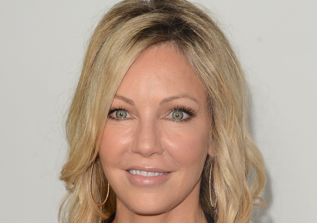 Heather Locklear arrested on suspicion of domestic violence, assault of an officer