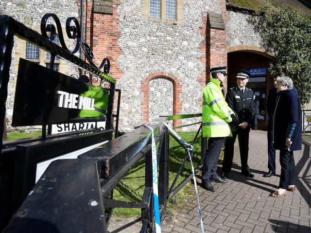 Russian Federation expels 23 British diplomats over ex-spy poisoning accusations
