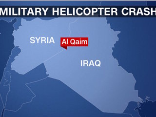 7 US service members killed in Iraq copter crash