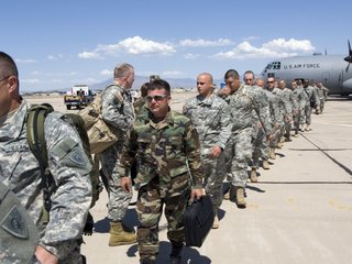 WI National Guard troops deployed to border