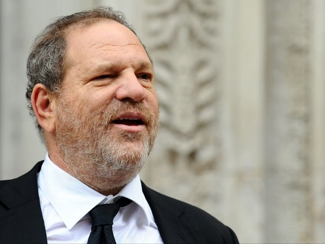 Live: Weinstein turns himself in