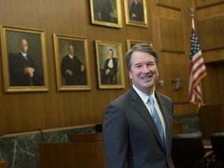 Wonderful Trump Taps Brett Kavanaugh For High Court
