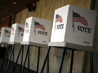 Turnout in Wisconsin primary highest since 2002