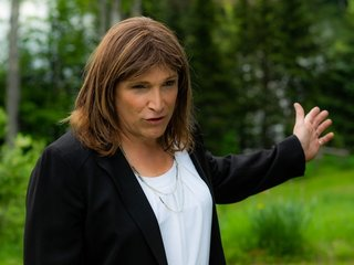 Transgender candidate makes history in Vermont