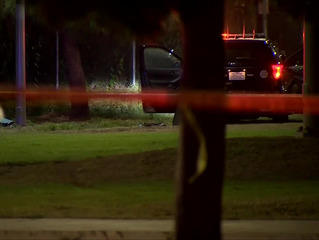 2 deputies shot near L.A. following chase