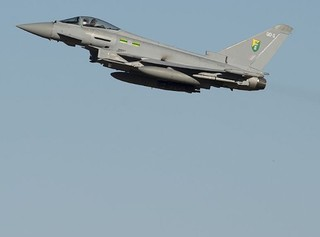 UK fighter jets intercept Russian bombers