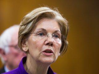 Warren releases DNA test