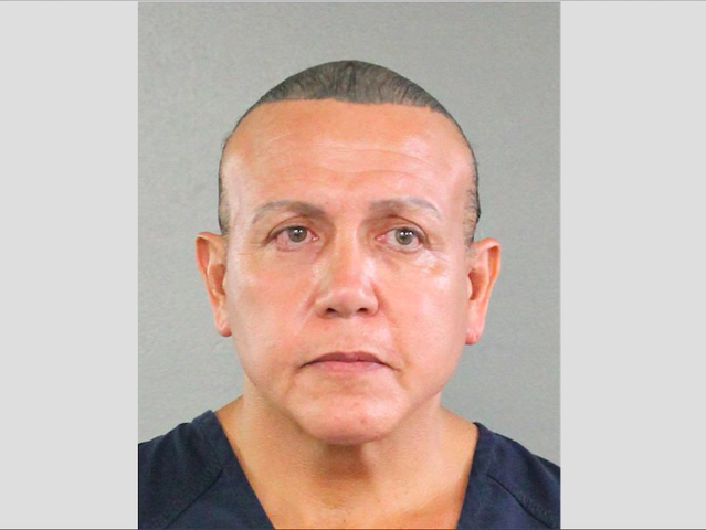 Pipe Bomb Mailings Suspect Cesar Sayoc Due In Court On