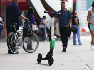 Recall: Lime scooters are breaking in half