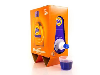 Tide in a box is coming to Amazon