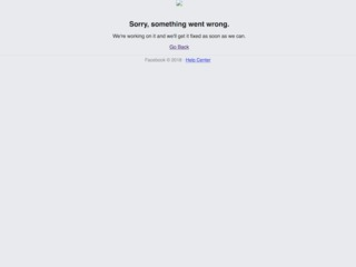 Facebook down: Social media site wasn't working
